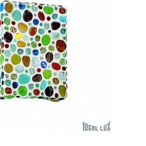 applique colorata gemme ideal lux