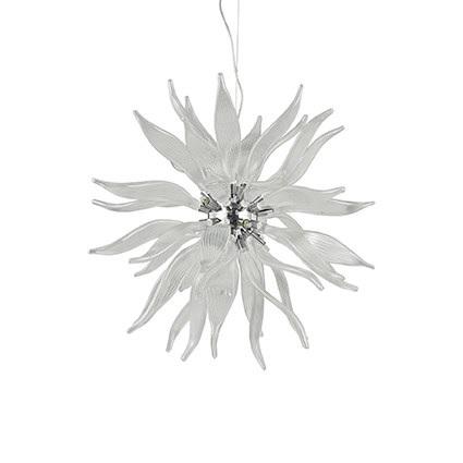 sosp leaves trasparente ideal lux