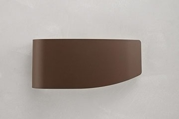 virgola applique corten fr.braga
