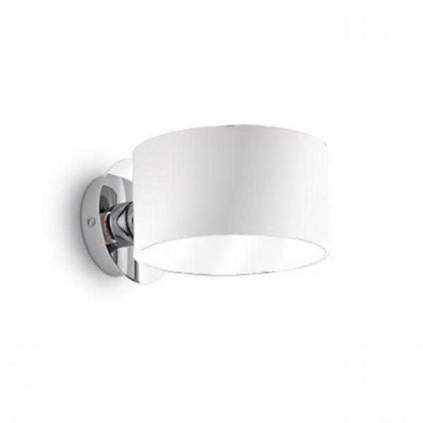 applique bianca anello ideal lux