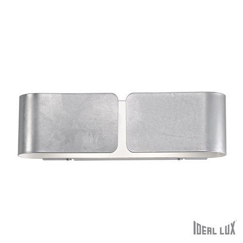 clip argento applique ideal lx