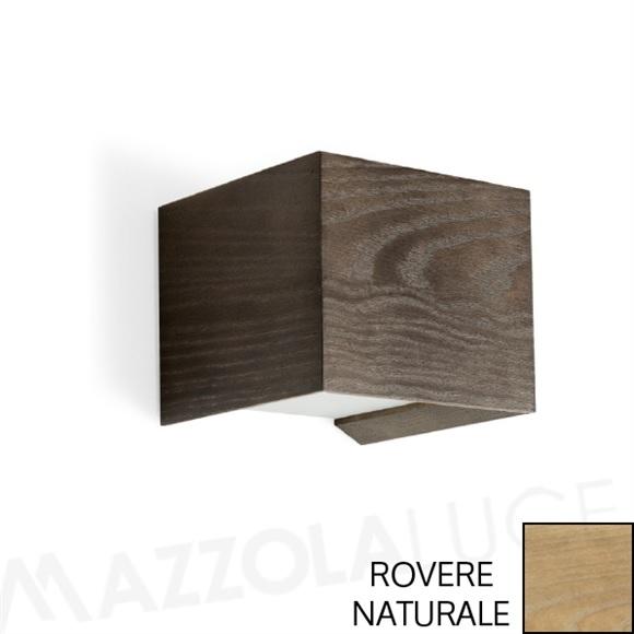 madera applique rovere piccola