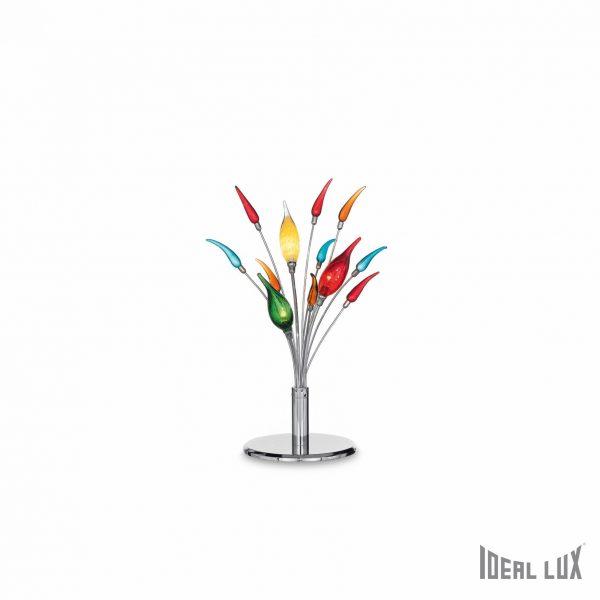 lampada da tavolo ideal lux garden