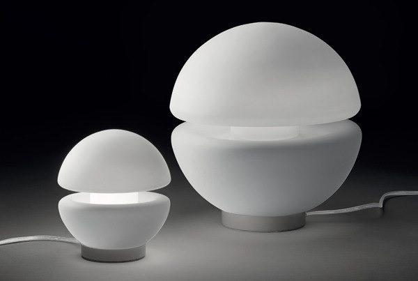 lampada da tavolo oliver ideal lux