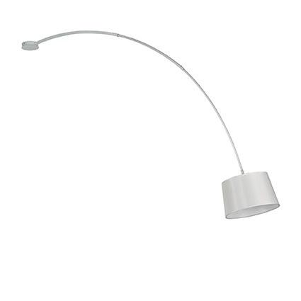 plafoniera dorsale bianca ideal lux
