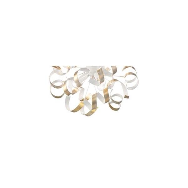vortex oro plafone ideal lux