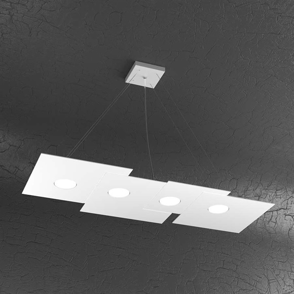 sosp 4 luci plate top light