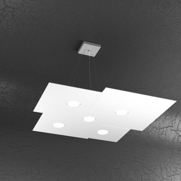 sosp 5 luci plate top light