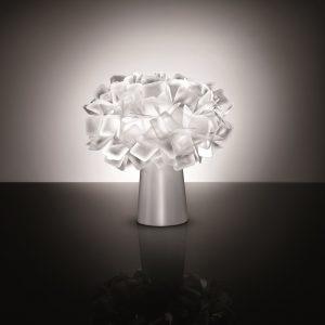 lampada da tavolo clizia slamp