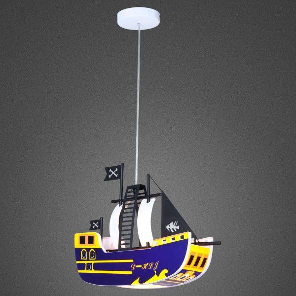 sosp kita da bambino nave pirata
